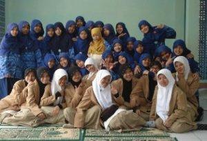 peserta Ummahatul-Ghad