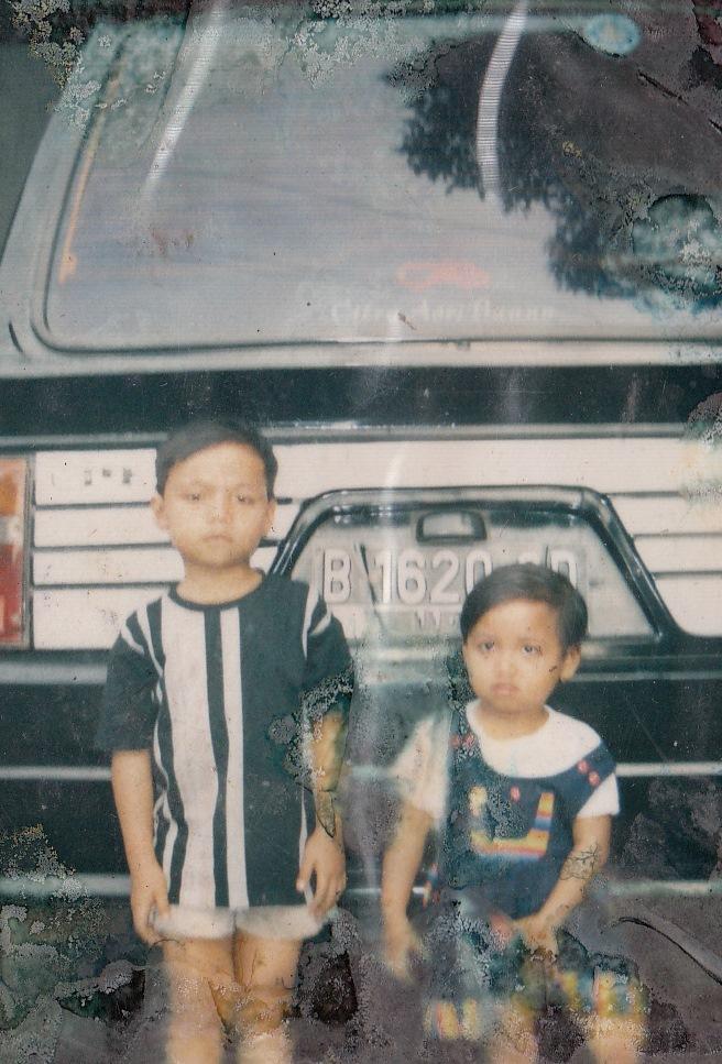 Dengan Adik