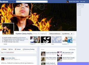 facebook kronologi