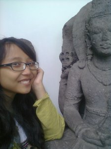 Di Museu Nasional Indonesia