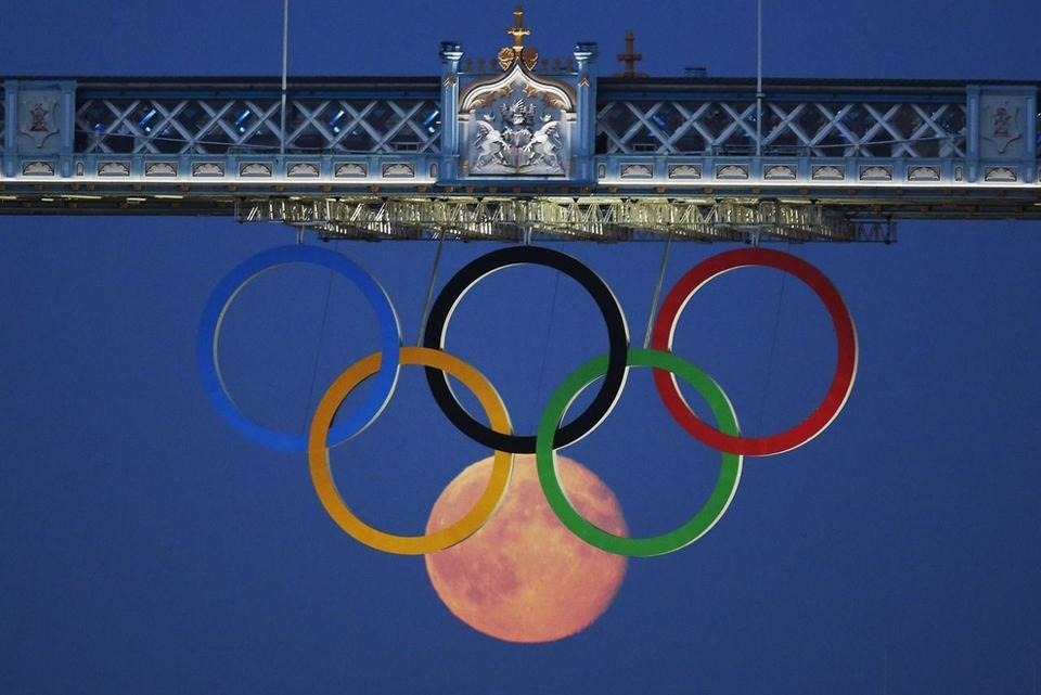 Mungkin pelengkap olimpiade adalah purnama